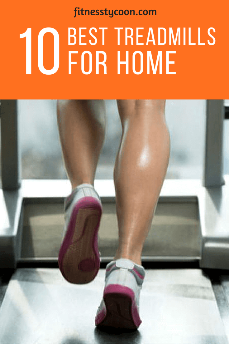 10 Best Treadmills for Home