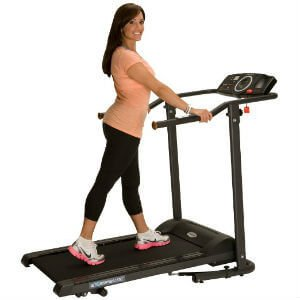 Exerpeutic TF1000 Walk to Fitness Electric Treadmill