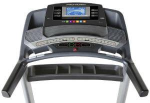 ProForm Pro 2000 Treadmill console