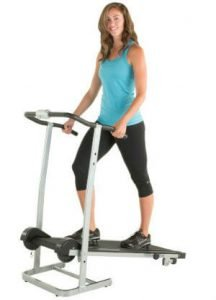 Progear 190 Manual Treadmill with Twin Flywheels