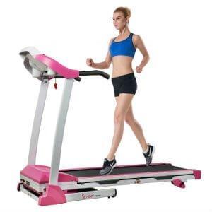 Sunny Health And Fitness Treadmill