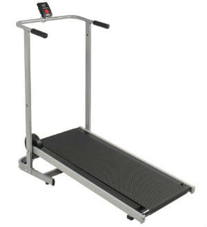 Treadmill Portable Folding Incline Cardio Fitness Exercise Home Gym