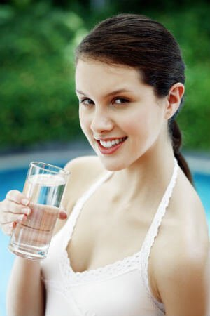 drink water to lose weight at home