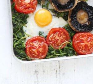 Veggie Breakfast Bakes