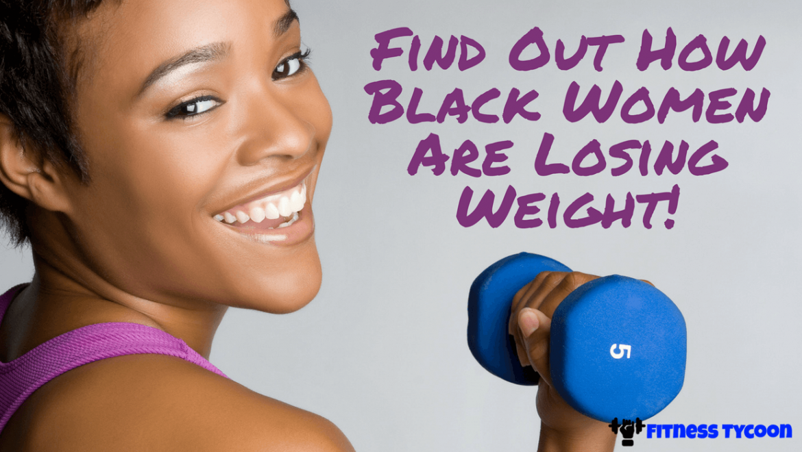 black-womens-weight-loss