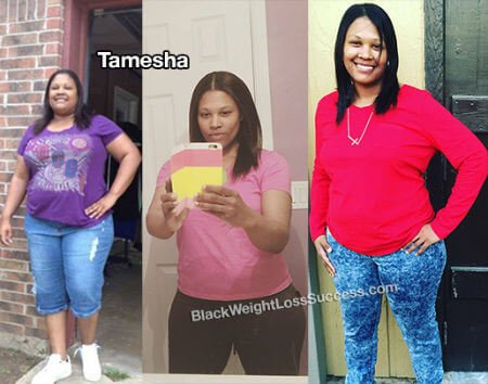 black-womens-weight-loss-tamesha