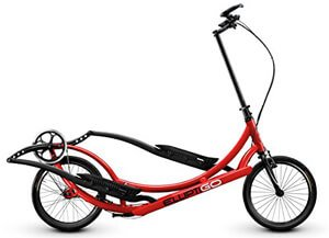 ElliptiGO 8C The Best Outdoor Elliptical Bike