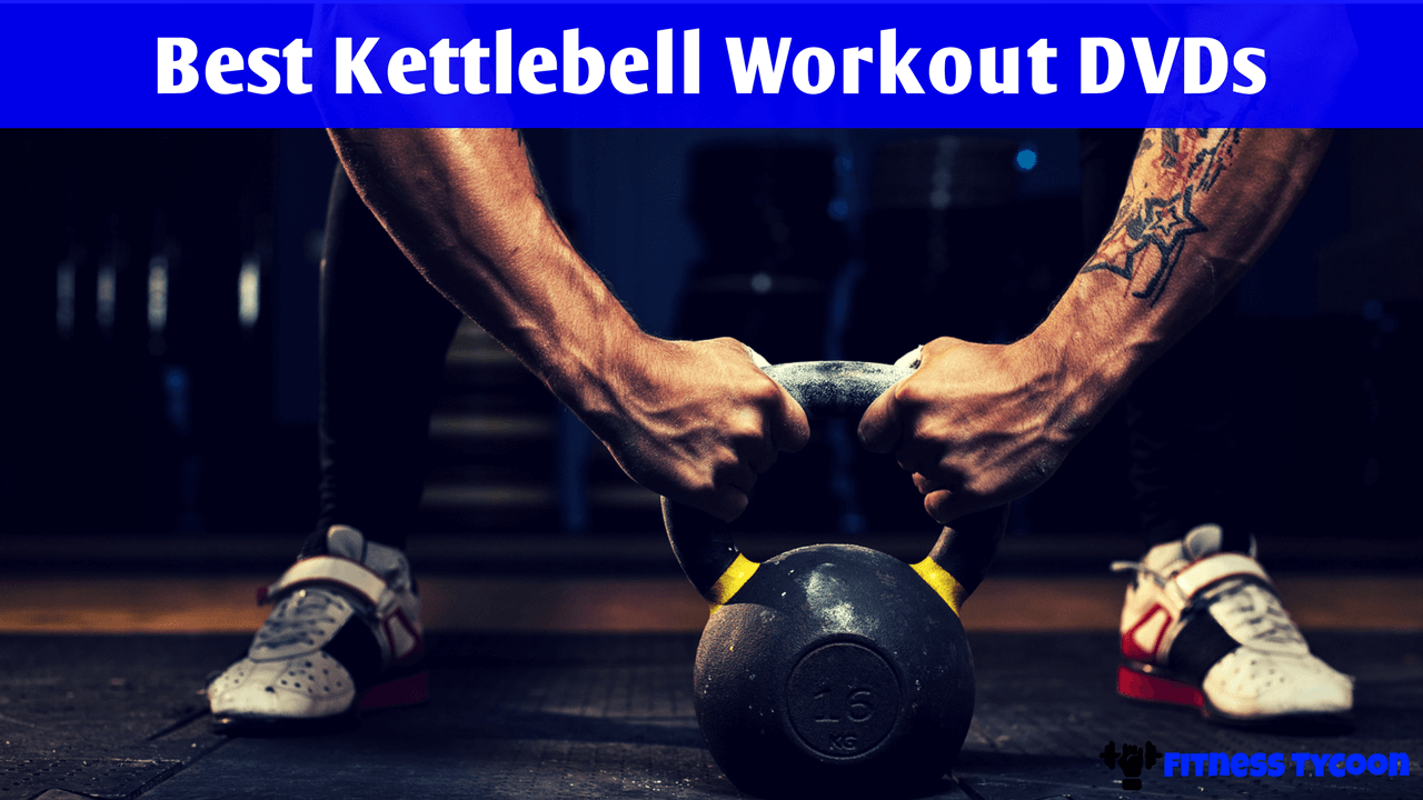 Best kettlebell workout dvds reviews