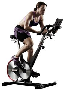 Keiser M3i Indoor Cycle Black 2
