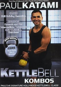 Kettlebell Kombos With Paul Katami