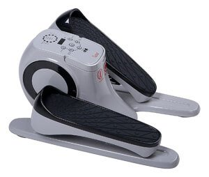 Sunny Health & Fitness SF E3626 Motorized Under Desk Elliptical