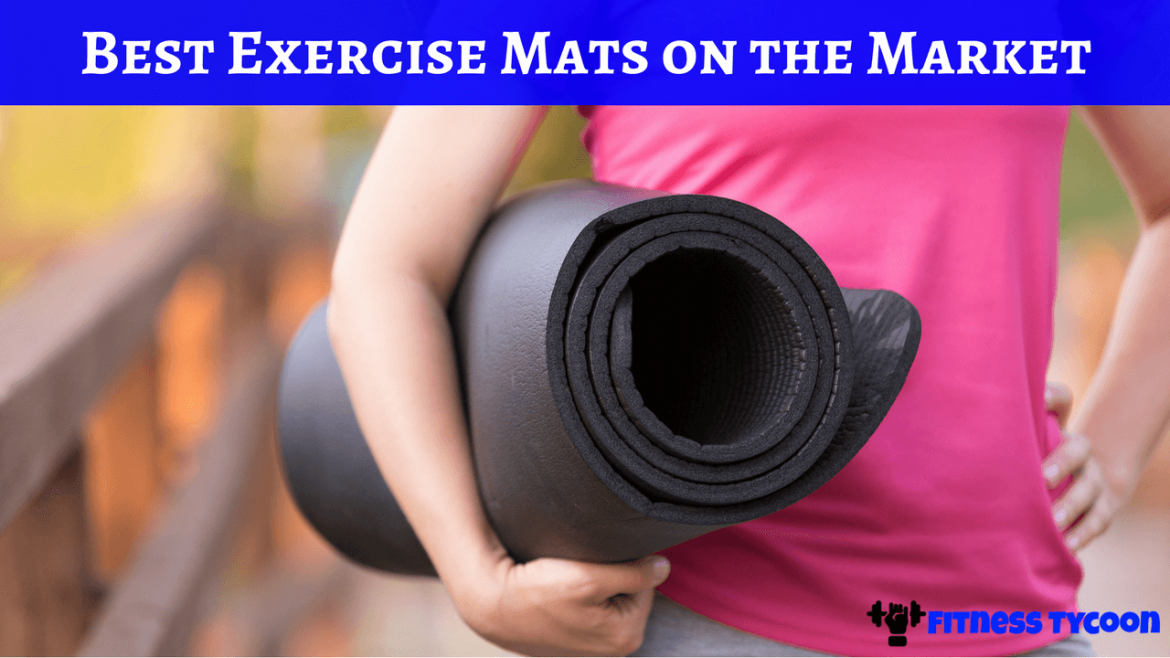 Best Exercise Mats Reviews