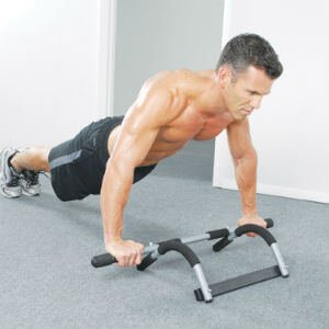 Iron Gym Total Upper Body Workout Bar 1