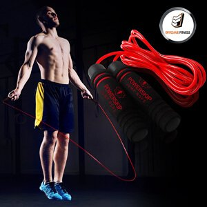 PowerSkip Jump Rope Bg