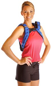 Tone Fitness Weighted Vest 2