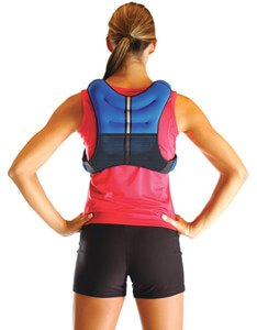 Tone Fitness Weighted Vest Bg