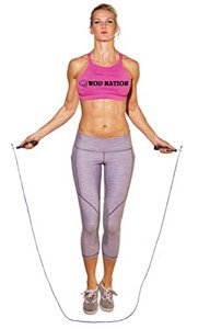 WOD Nation Speed Jump Rope 2