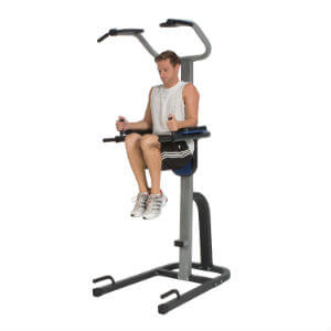 ProGear 275 Extended Weight Capacity Power Tower Fitness Station 1