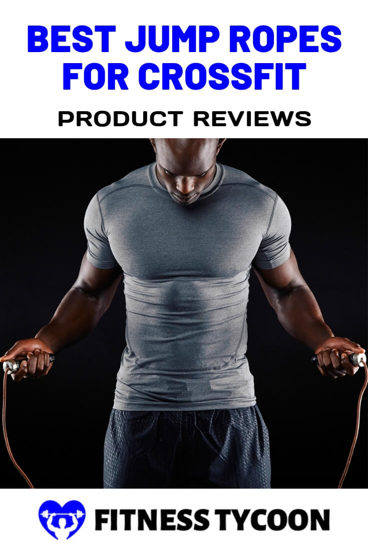 Best Jump Ropes For Crossfit Reviews Pinterest Image