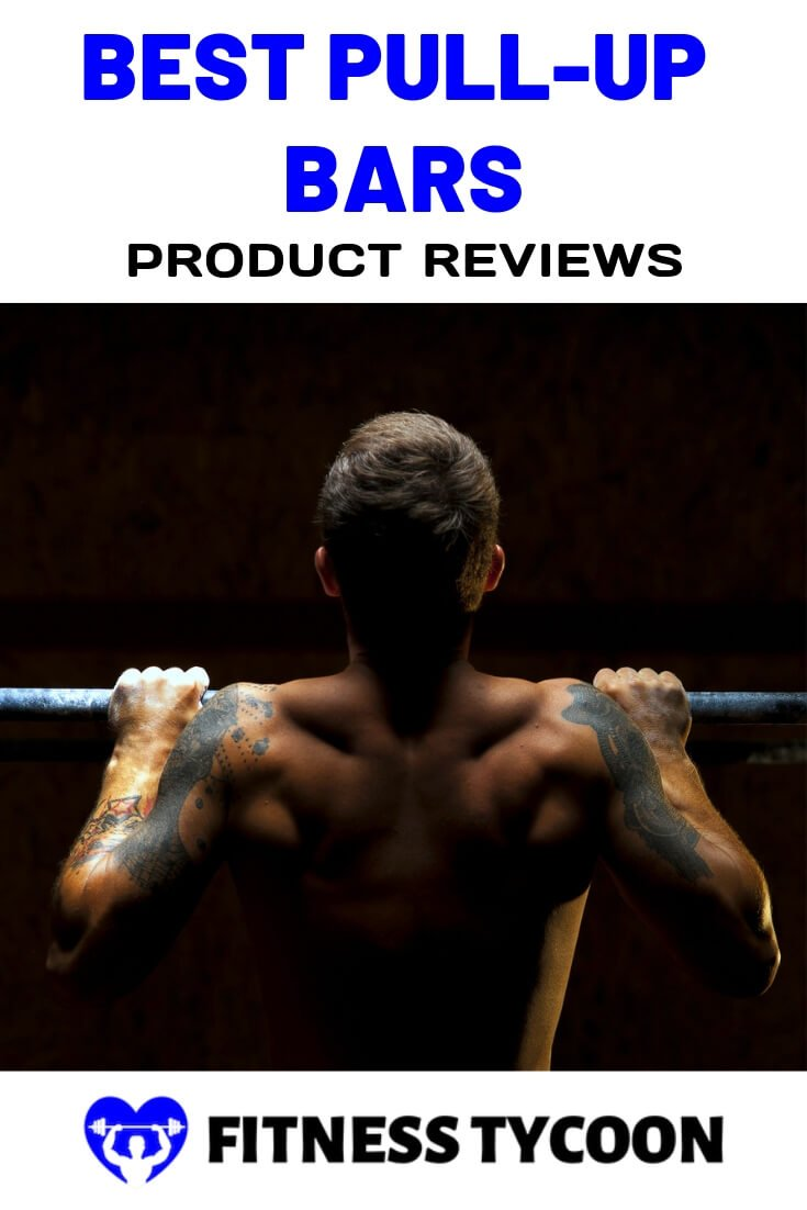 Best Pull Up Bar Reviews Pinterest Image
