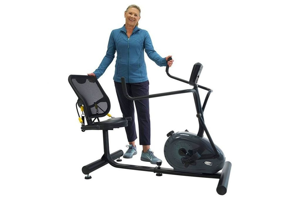 Best Recumbent Exercise Bike With Moving Arms Reviews Featured Image