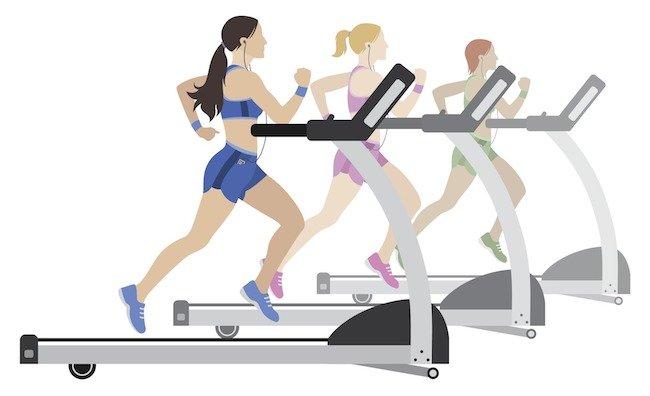 Treadmill Effect