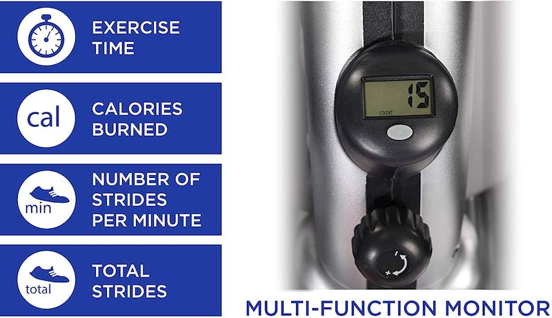 Stamina InMotion E1000 Elliptical Trainer Review