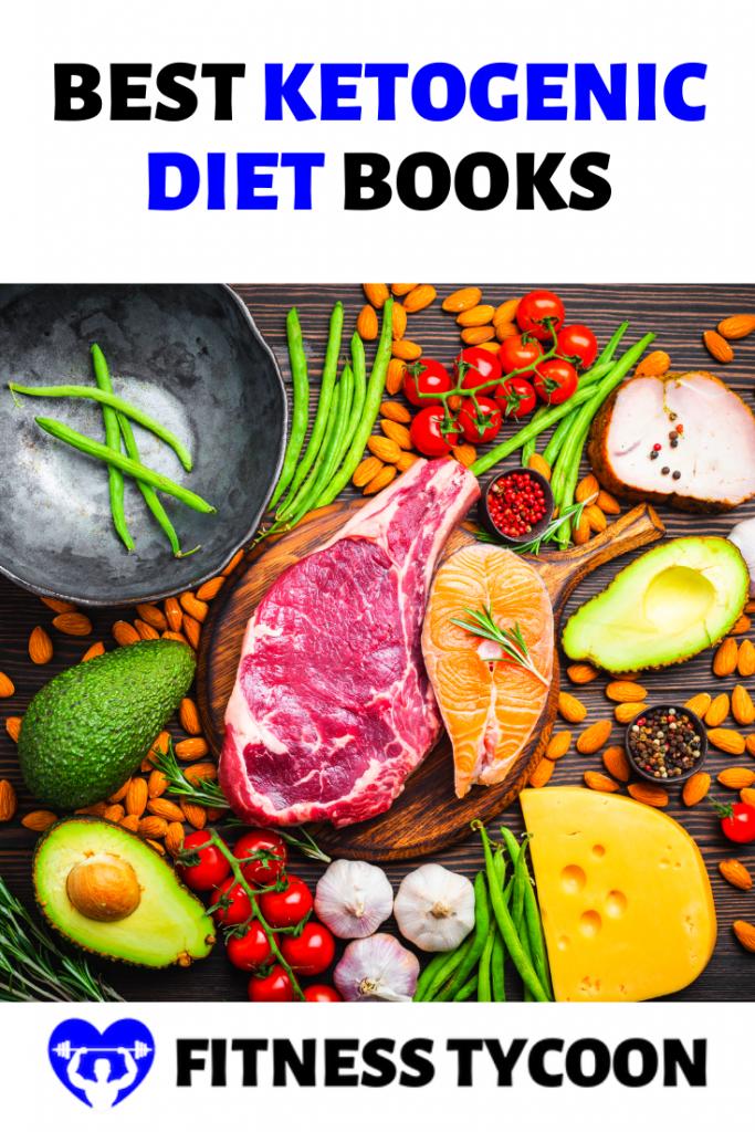 Best Keto Diet Book Pinterest Image