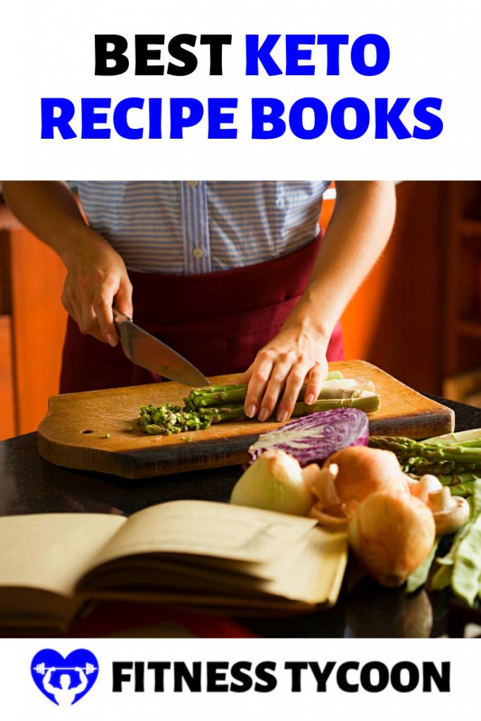 Best Ketogenic Cookbook Pinterest Image