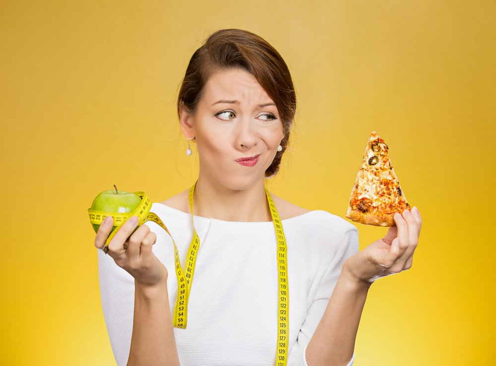 Giving Up Carbs Isn't The Golden Path To Weight Loss.
